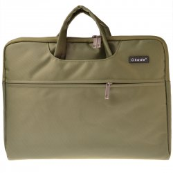 Laptop Bag For Apple Light Weight Simple Style Laptop Bag Liner Package 15.4' Green