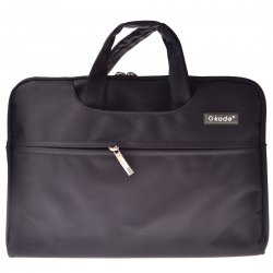 Laptop Bag For Apple Light Weight Simple Style Laptop Bag Liner Package 15.4' Black