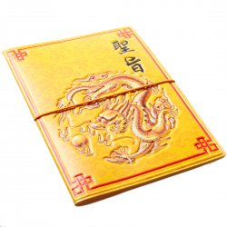 Passport Holder ID Cards Holder Chinese Imperial Edict
