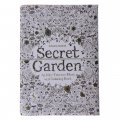 Passport Holder ID Cards Holder Secret Garden Pattern