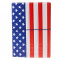 Passport Holder Stereo ID Cards Holder Necessary for Traveling Abroad USA National Flag