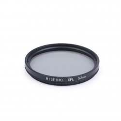 Professional Black 52mm 72mm Polarized CPL Camera Filters For Canon Nikon