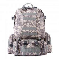 Outdoor climbing camping multifunction bag tactical shoulder bag ACU 1513