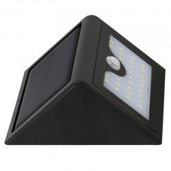Outdoor Solar Power Large Wall Light Spotlight