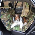 Anti-fouling Deluxe Dog Seat Covers For Cars Dog Car Seat Hammock Convertible