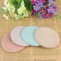 Diatomite Absorbent Cup Pad Air Clean Good Absorption Antibacterial Anti Slip