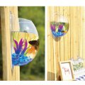 Transparent Creative Acrylic Wall Mounted Vase Aquarium Fish tank Fish Bowls