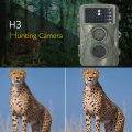 Hunting Trail Camera 12MP 1280P Wild Game Security Scouting Infrared Deer Camera