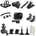 Gopeo Hero 5 Riding Suit ccbetter Action Camera Mounts For Gopro Hero 5 Black