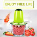 Household electric ground cuisine machine multi-function mince, shredder