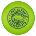 Training Frisbee Flying Disc For Beginner Teenager Outdoor Sport Disc Green