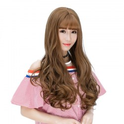 Wigs WL02/F3 candy brown