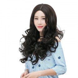 Wigs WL06/F2 brownish black
