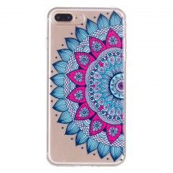 Soft TPU Case for iphone8 plus 5.5'' Color Skin Anti Slip Case Cover