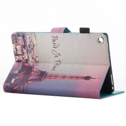 E-book Protective Cover for Kindle Fire HD8 Signature Tower