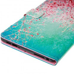 E-book Protective Cover for Kindle Fire HD8 Cherry Blossoms