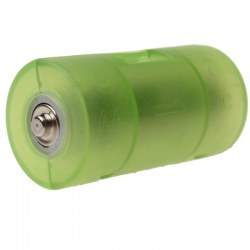 BTY 5 turn 2 battery conversion tube green