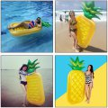 HRT Inflatable Pineapple Pool Raft