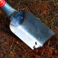 Security woodworking hand shovel gardening small shovel M6