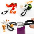 Kitchen Scissors Take Apart for Cleaning Chef's Heavy Duty Kitchen Shears Multi-Purpose with Magneti
