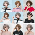 Wigs WS01/F2 brownish black