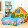 Kids Play Tent with Color Balls Eco-friendly Material