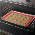 Non-Stick Silicone Baking Mat Professional Grade Nonstick Liner for Bake Pans & Rolling Angles Cutti