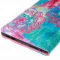 E-book Protective Cover for Kindle Fire HD8 Fire Red Flower