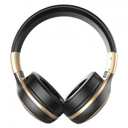 B20 Bluetooth Earphone Headset Headphone Black+Golden
