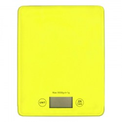 JL-1151 Kitchen Scale Yellow