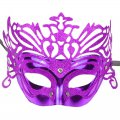 Pretty Charming Masquerade Mask Crown with Color
