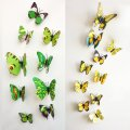 ZY12 Room Wallpaper Decals Sticker Stereoscopic