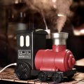 Home Use Humidifier Locomotive Appearance USB Diffuser Humidifier Red