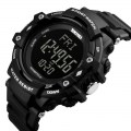 1180 Man's Watches Waterproof Black