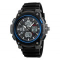 1192 Men's Fashion and Sports Waterproof Watch Blue
