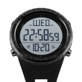 Multifunction Countdown Electronic Watch 1310 Black