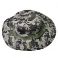 Outdoor Boonie Sun Hat Wide Brim Cotton Outdoor Activity Hat Camouflage