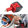 Car Use Inverter 150W 12V to 110V Power Adapter 89556 USB2.1A