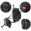 Shoulder Bag Chest Cag Backpack Black