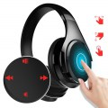 B21 Bluetooth Earphone Headset Headphone Black