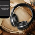B20 Bluetooth Earphone Headset Headphone Black+Silver