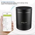 S15 Bluetooth Speaker Portable Mini Speaker Subwoofer with TF Card Slot Black