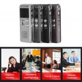 Mini Digital Voice Recorder USB Audio Voice Recording Dictaphone MP3 Player