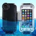 PULUZ Underwater Cover Case 40m Waterproof Diving Housing for iPhone 8/7