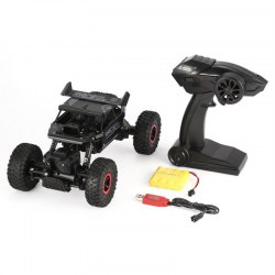 Flytec 9118 1/18 2.4G 4WD Alloy Off Road 35km/h Climbing RC Car Crawler