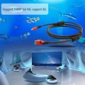 High Speed HDMI Cable With Magnetic Ring HDMI To HDMI Cable 1080P 3D 1.4