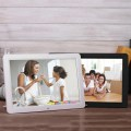 Digital Picture Frame With Wireless Remote 12 Inch Screen Built-in Speaker