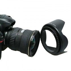 Professional Lotus Shade Lens Hood Mount Suitable For DSLR DV Camera