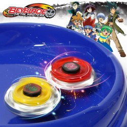 4PCS/SET Children Beyblade Metal Fusion Beyblade Constellation Spinning Toys