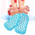 Moisturize Soften Repair Cracked Skin Gel Sock Skin Foot Treatment Spa Sock